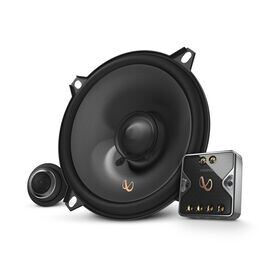 "Infinity Primus PR5010cs - Black - 5-1/4"" (130mm) two-way component speaker system - Hero"