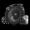 "Infinity Primus PR5010cs - Black - 5-1/4"" (130mm) two-way component speaker system - Hero"