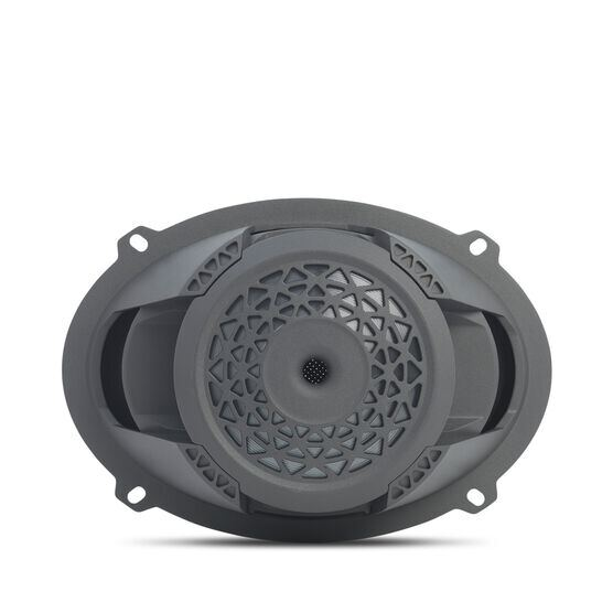 """Perfect 900 - Black - 6"""" x 9"""" (152mm x 230mm) extreme-performance 2-way component system - Back"""