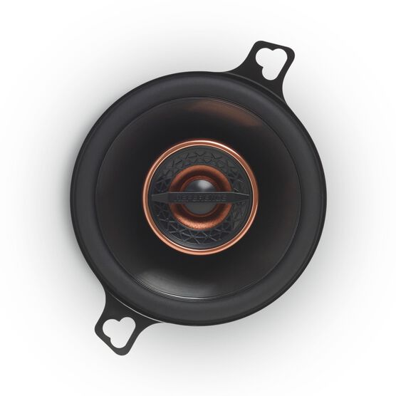 """Reference 3032cfx - Black - 3-1/2"""" (87mm) coaxial car speaker, 75W - Front"""