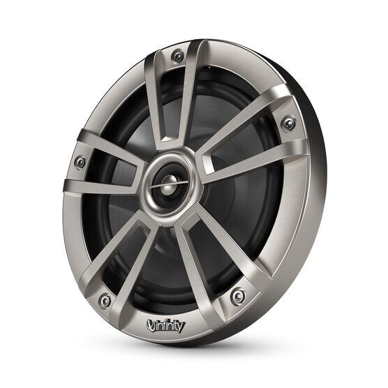 """Reference 622MLT - Graphite - Reference 622MLT—6-1/2"""" (160mm) two-way marine audio multi-element speaker – titanium - Hero"""