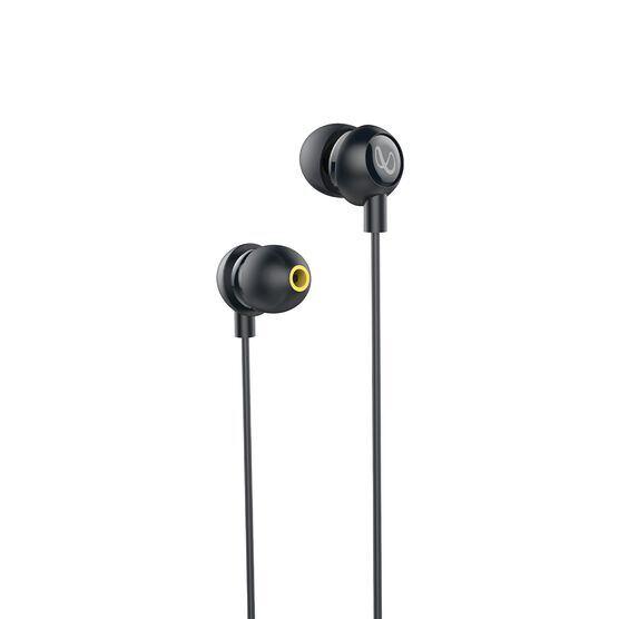 INFINITY WYND 220 - Black - In-Ear Wired Headphones - Back