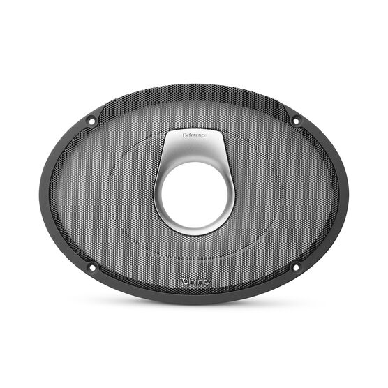 Reference 9632gr - Black - Speaker Grille Kit for Infinity Reference 9632cf - Hero