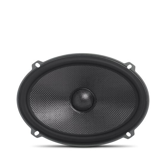 """Perfect 900 - Black - 6"""" x 9"""" (152mm x 230mm) extreme-performance 2-way component system - Front"""