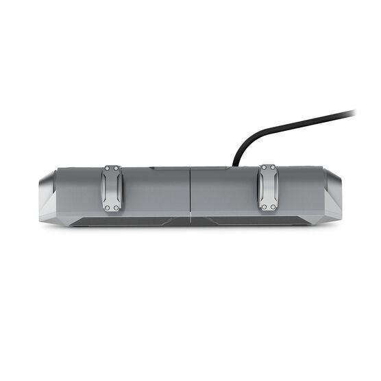 INFINITY KAPPA MARINE SOUNDBAR - Silver - INFINITY KAPPA 4100msb Amplified MARINE Soundbar. - Detailshot 2