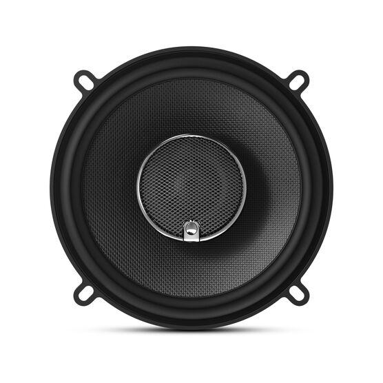 "Kappa 52.11i - Black - 5-1/4"" Two-Way Loudspeaker - Front"