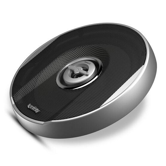 """PR6502is - Black - 6-1/2"""" two-way car audio loudspeaker - Hero"""