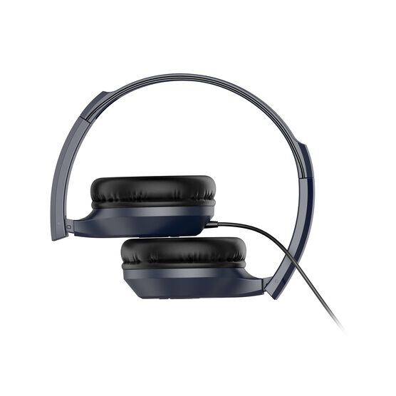 Infinity Wynd 700 - Blue - Wired on-ear headphones - Back