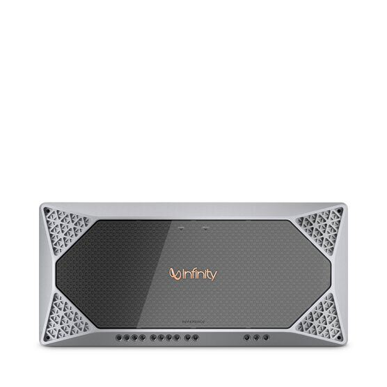 Reference 4555A - Silver - Series of high-performance mono, 4-, and 5-channel amplifiers - Detailshot 1