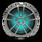 """Reference 1022MLT - Graphite - Reference 1022MLT—10"""" (250mm) marine audio subwoofer – titanium - Detailshot 1"""