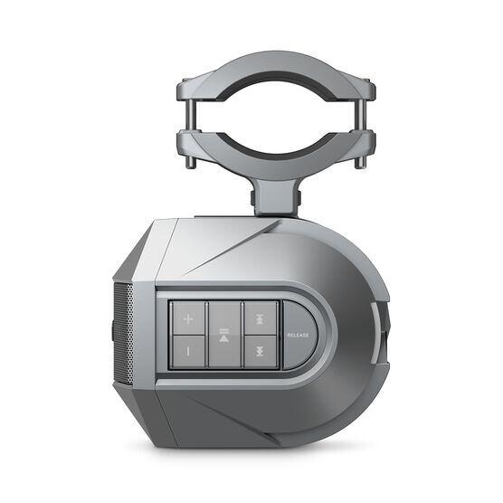 INFINITY KAPPA MARINE SOUNDBAR - Silver - INFINITY KAPPA 4100msb Amplified MARINE Soundbar. - Detailshot 1