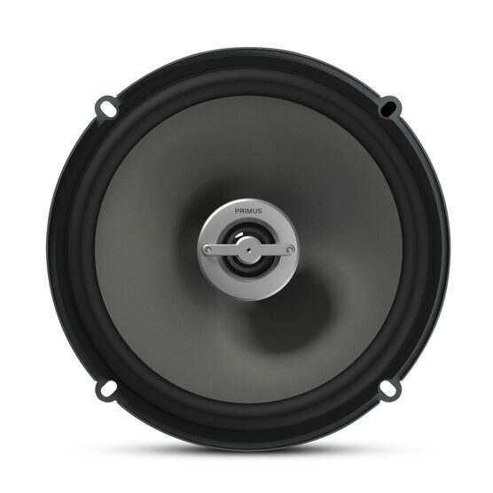 """PR6502is - Black - 6-1/2"""" two-way car audio loudspeaker - Front"""