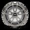 "Reference 822MLT - Graphite - Reference 822MLT—8"" (200mm) two-way marine audio multi-element speaker – titanium - Detailshot 5"