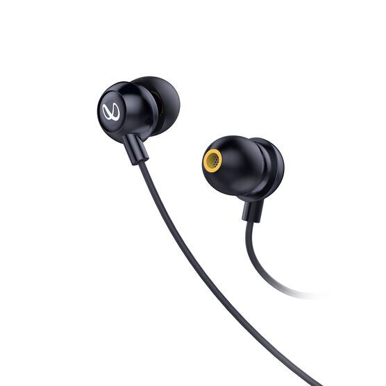 INFINITY WYND 220 - Black - In-Ear Wired Headphones - Front