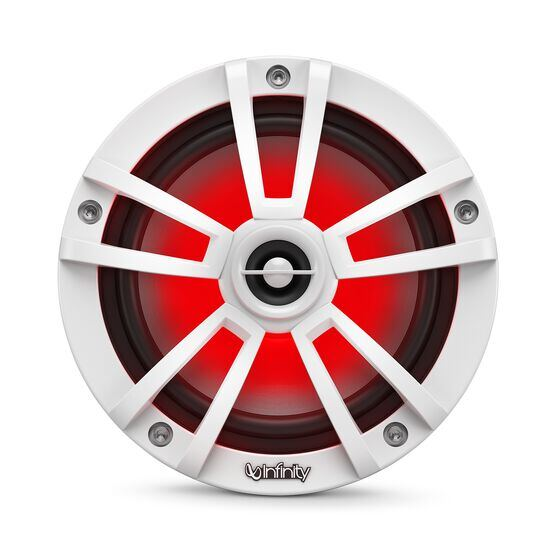 """Reference 622MLW - White Gloss - Reference 622MLW—6-1/2"""" (160mm) two-way marine audio multi-element speaker - white - Detailshot 5"""