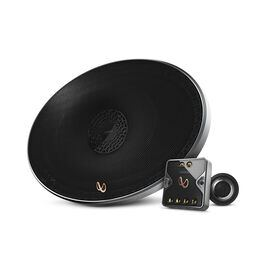 "Infinity Primus PR9610cs - Black - 6"" x 9"" two-way component speaker system - Hero"